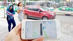 Ngừng kết nối Grab, Uber xe dưới 9 chỗ