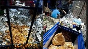 Phát hiện 11 tấn thực phẩm không đảm bảo ATVSTP