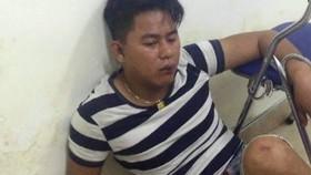 Một đối tượng trong băng cướp giật tại cơ quan Công an