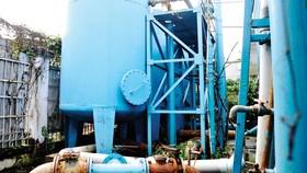 Hạn chế khai thác nước ngầm