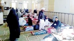 những nạn nhân trong vụ tấn công tại đền thờ Hồi giáo Al Rawdah