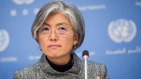 Ngoại trưởng Hàn Quốc Kang Kyung-wha. Nguồn: UN