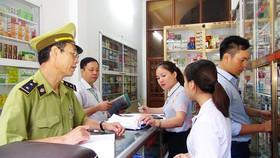 Tăng cường kiểm tra đột xuất hoạt động kinh doanh thuốc