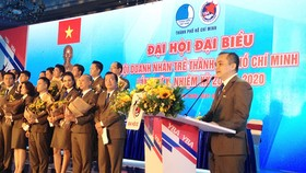 Ông Lâm Ngọc Minh làm Chủ tịch Hội Doanh nhân trẻ TPHCM nhiệm kỳ X