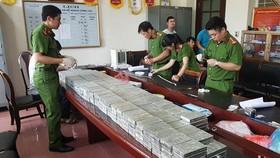 """Số ma túy """"khủng"""" bị Phòng cảnh sát điều tra tội phạm về ma túy Công an tỉnh Lào Cai thu giữ. Ảnh: LAOCAITV.VN"""