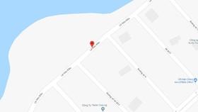 Hệ số điều chỉnh giá đất ở đường Lê Hữu Kiều là 4,516