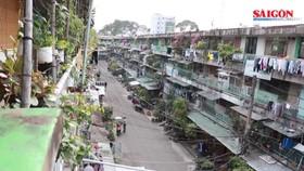 Ủy quyền Sở Xây dựng chọn nhà đầu tư xây mới chung cư hư hỏng nặng