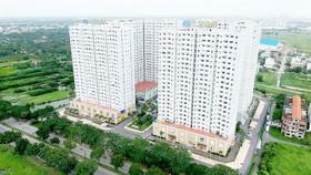 Nhà ở xã hội HQC Ảnh: CAO THĂNG