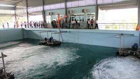 Khánh thành nhà máy xử lý nước thải trị giá hơn 100 triệu USD
