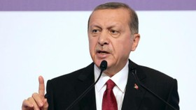 Tổng thống Thổ Nhĩ Kỳ Recep Tayyip Erdogan. Ảnh: RT