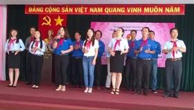 Quan tâm phát triển Đảng từ công tác Đội