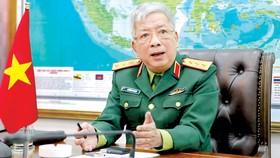 Thượng tướng Nguyễn Chí Vịnh