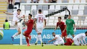 Sự thua thiệt về thể hình đã khiến cơ hội chiến thắng của chúng ta không thể vượt qua con số 50% khi gặp những đối thủ ở tầm châu Á
