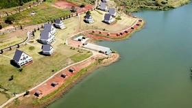 Hồ Tuyền Lâm – Đà Lạt liên tục bị xâm phạm