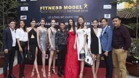 Khởi động mùa 3 Vietnam Fitness Model
