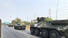 Thái Lan: Bác thông tin bãi chức các tư lệnh quân chủng và đảo chính