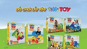 N KID Group trình làng thương hiệu đồ chơi tiNiToy