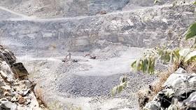 Gây ô nhiễm, Công ty Núi đá nhỏ bị phạt 155 triệu đồng