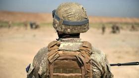 Một binh sĩ New Zealand ở Iraq. Nguồn: THEAUSTRALIAN.COM.AU