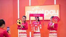 Viettel tại Myanmar ra mắt ví điện tử MytelPay