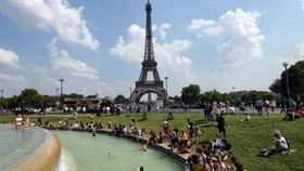 Pháp đưa ra cảnh báo với mức nhiệt dự báo lên tới 40 độ C ở nhiều khu vực trên cả nước, trong đó có thủ đô Paris