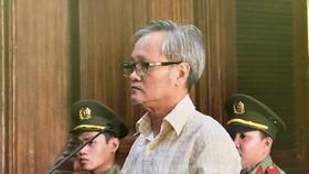 Tham gia các hoạt động nhằm lật đổ chính quyền, Trần Công Khải lãnh 8 năm tù