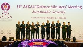 ADMM bàn về an ninh khu vực