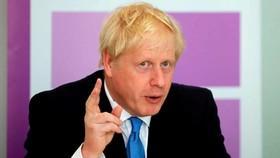 Thủ tướng Anh Boris Johnson vẫn khẳng định mong muốn đạt được một thỏa thuận Brexit mới với EU. Ảnh: THE GUARDIAN
