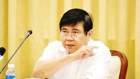 Chủ tịch UBND TPHCM, Trưởng ban Chỉ đạo cải cách hành chính TPHCM Nguyễn Thành Phong