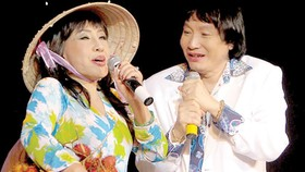 NSƯT Minh Vương, một trong những nghệ sĩ  được phong tặng NSND lần 9