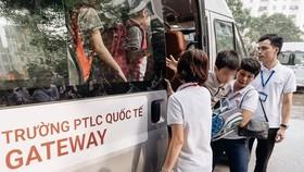 Trường Gateway chấm dứt hợp đồng với đơn vị đưa đón học sinh