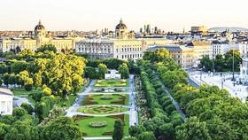 Thủ đô Vienna của Áo