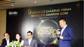 Men&life phát động Men&Life Awards 2019