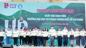 Ngày hội Sinh viên Trường ĐHSP TP Hồ Chí Minh UP 2019