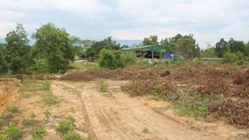 Đề xuất cho UBND quận huyện phê duyệt hệ số điều chỉnh giá đất dự án nhóm C