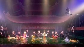 Vở diễn Mơ Rồng, Nhà hát Múa rối Thăng Long