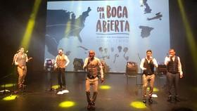 Nhóm nhạc acapella Vocal Tempo nổi bật nhất Tây Ban Nha  hiện nay sẽ xuất hiện trong Hozo 2019