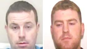 Cảnh sát Anh truy nã 2 anh em người Bắc Ireland