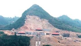 Dự án khu du lịch văn hóa tâm linh ở Lũng Cú, Đồng Văn: Không đúng quy hoạch