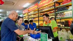 Satrafoods được chọn là điểm bán hàng Việt Nam cố định tại Cần Thơ