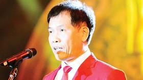 Ông Trần Đức Phấn, Phó Tổng cục trưởng Tổng cục TDTT, Trưởng đoàn Thể thao Việt Nam dự SEA Games 30