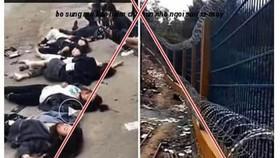 Bác thông tin 7 người chết vì điện giật tại biên giới