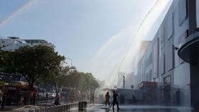"""TPHCM đã và đang từng bước nỗ lực đảm bảo nguồn nước """"cứu hỏa"""" trên toàn địa bàn"""
