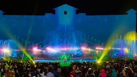 Khu du lịch Hồ Mây tổ chức đại nhạc hội Chào xuân Canh Tý