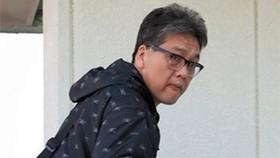 Bị cáo Shibuya. Ảnh: ASASHI