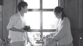 Hình ảnh trong MV Sau này hãy gặp nhau khi hoa nở của ca sĩ Nguyên Hà