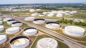 Kho dự trữ dầu chiến lược Cushing tại Oklahoma, Mỹ. Nguồn: REUTERS