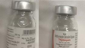 Yêu cầu điều tra vụ sử dụng thuốc ung thư quá hạn