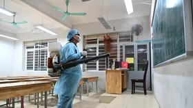 Không để lây lan dịch bệnh bạch hầu trong trường học