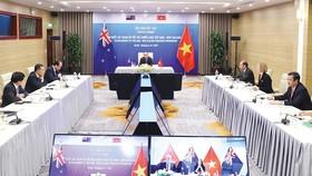 Việt Nam - New Zealand nâng cấp quan hệ lên Đối tác chiến lược